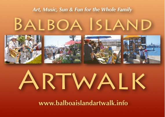 25th Annual Balboa Island Artwalk