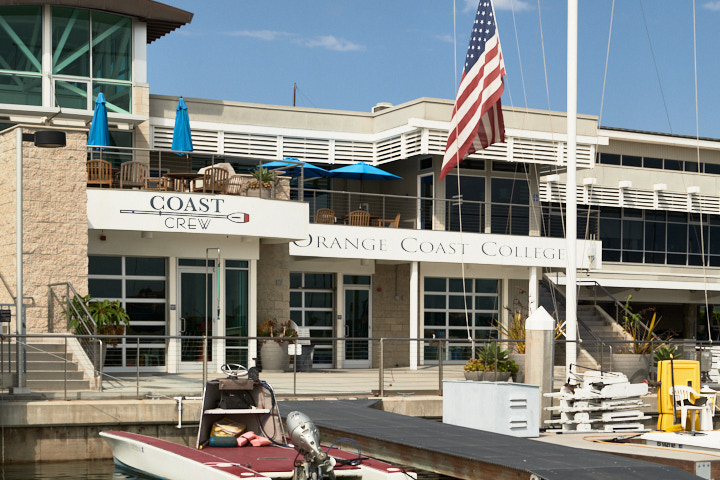 Orange Coast College Sailing Center